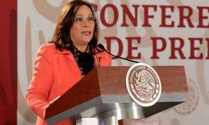 Rocío Nahle, Secretaría de Energía, positivo, prueba, covid-19, coronavirus, aislamiento, gobierno federal