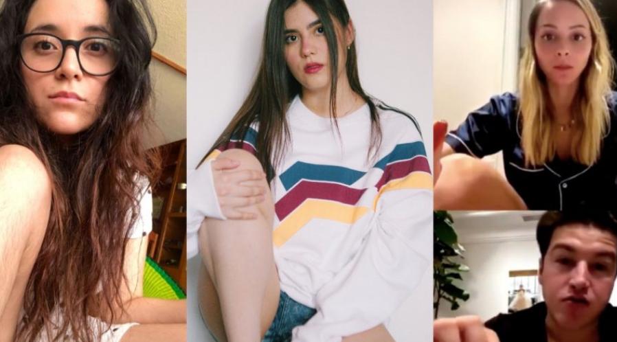 usuarias, Samuel García, ciberactivismo, tendencia, #YoEnseñoLoQueQuiera, machismo, Mariana Rodríguez