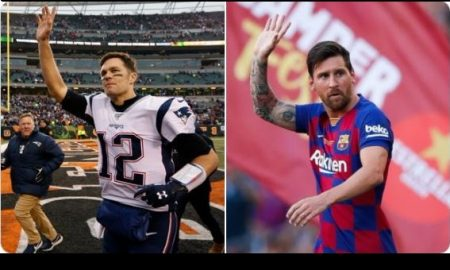 Tom Brady, Lionel Messi, salida, equipos, tendencia, Twitter, redes sociales, memes