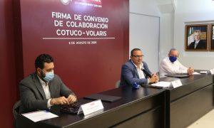 alianza, Cotuco Tijuana, Volaris, ayuntamiento de Tijuana,
