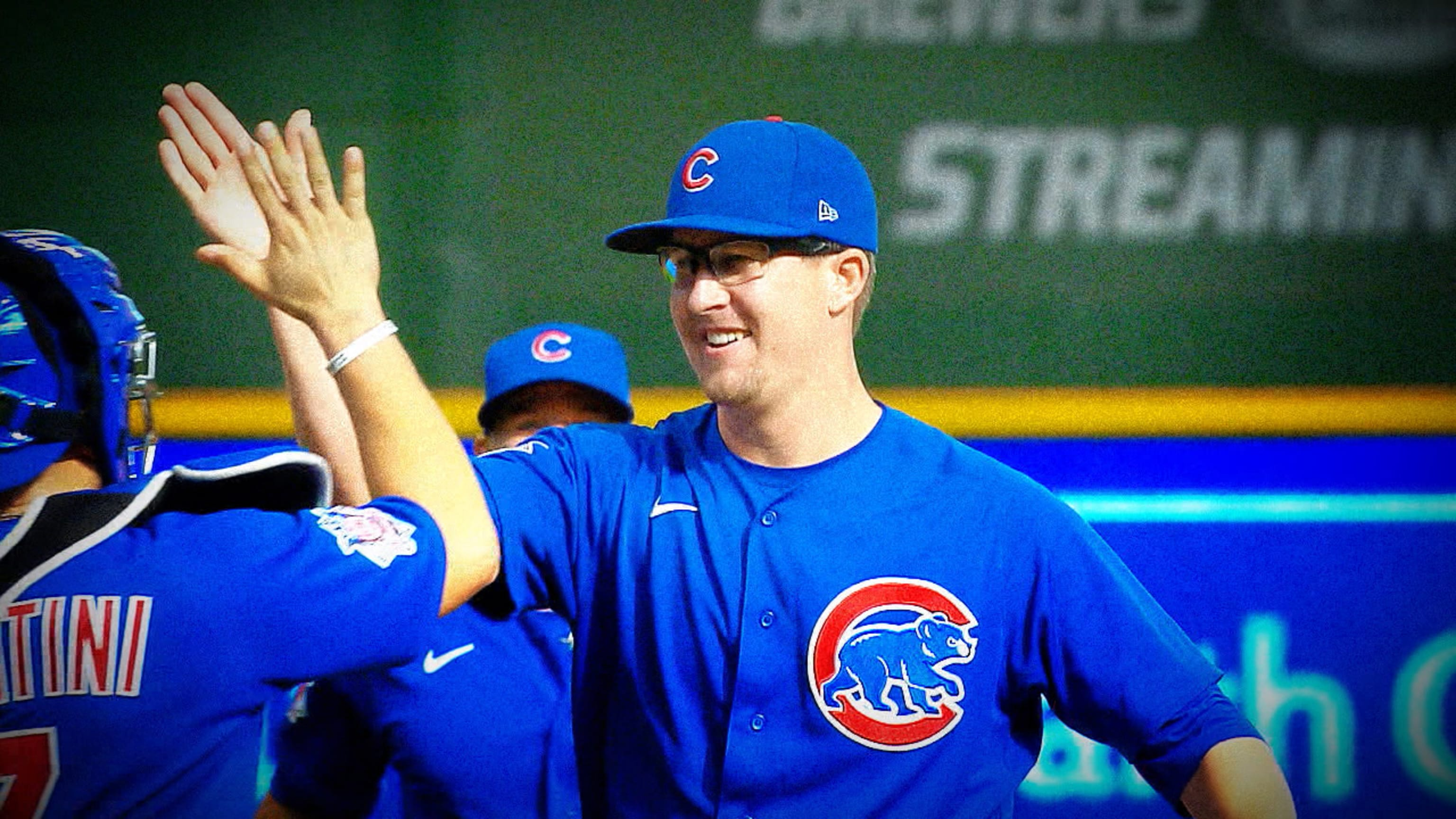 Alec Mills firma no-hitter en la paliza de Cubs a Brewers