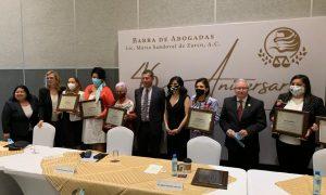 Conferencia,Ministra,homenajeadas,mujeres