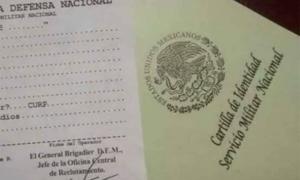 Cartilla, Militar, Nacional,Ayuntamiento