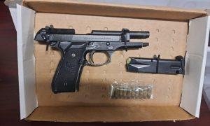 FGE, GESI, arresto de delincuentes, menores de edad, portación de armas,