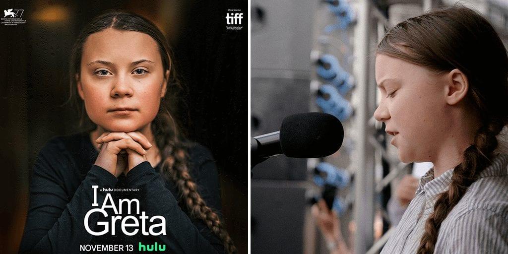 documental, Greta Thunberg, Hulu, Venecia, Festival de Cine, activismo, Medio ambiente