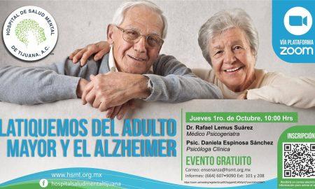 HSMT, HSMTJ, Adulto Mayor, Alzheimer,