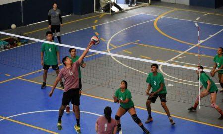 imdet, voleibol, taller deportivo,