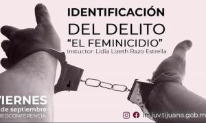 imjuv, delito, feminicidio, violencia contra la mujer