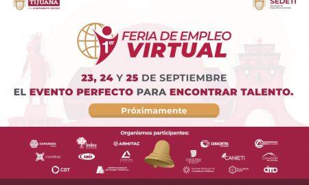 Primera Feria de Empleo, Virtual, gobierno municipal,