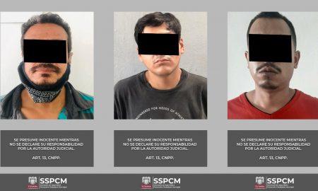 SSPCM, órdenes de aprehensión, Estados Unidos,