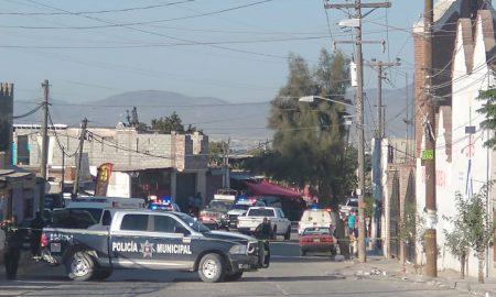 policía municipal, lesionado, colonia 3 de octubre