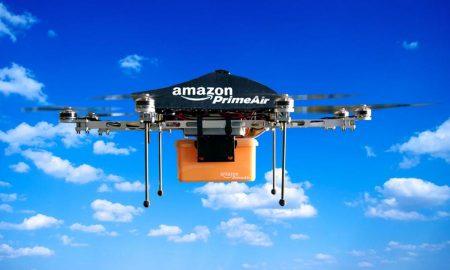 Amazon Prime, drones, paquetes, entregas, paquetería, Amazon Prime Air