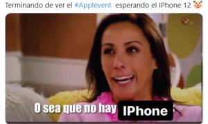 Apple Event, iPhone, memes, reacciones, tendencia, Twitter