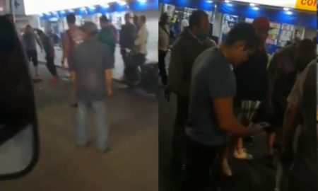 asaltante, golpiza, Estado de México, video viral