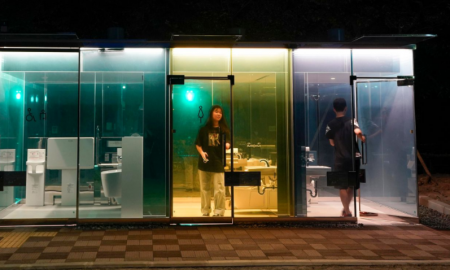 Tokio, baños, público, baños públicos, tecnología, Japón