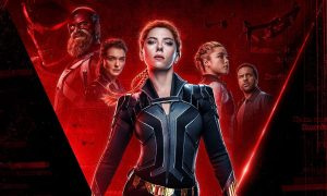 Black Widow, Scarlett Johansson, película, estreno, poster