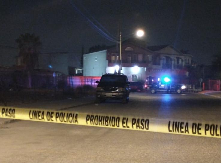 Policía Municipal, cadáver, colonia La morita