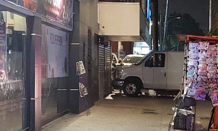 ataque armado, Zona Centro Tijuana,