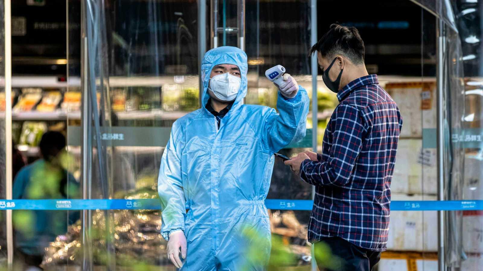 contagios, covid-19, China, segunda ola, pandemia, internacional