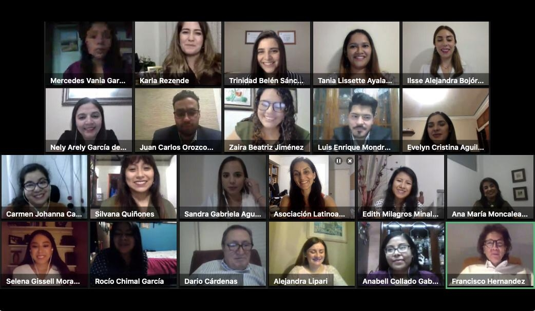 UABC, congreso virtual, odontopediatría