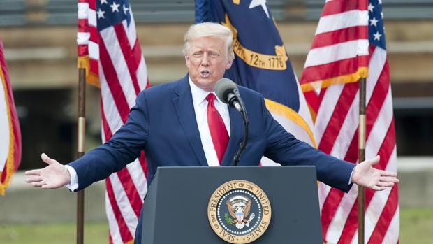 Donald Trump, votos, EEUU, elecciones, delito