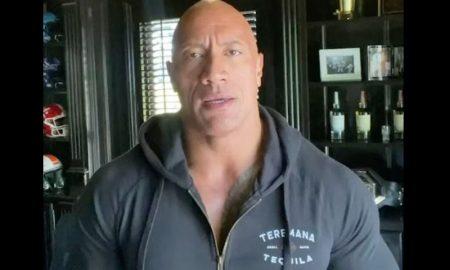 Dwayne Johnson, The Rock, anuncia, familia, contagio, covid-19, coronavirus