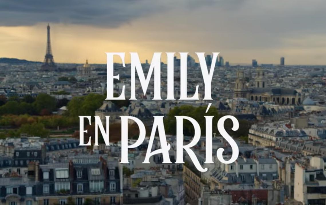 Netflix, Emily en París, estreno, serie, Francia