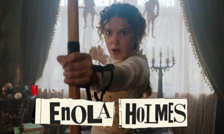 Enola Holmes, Netflix, estreno, película, Sherlock Holmes, redes sociales