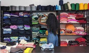 Fabscrap, reciclaje, telas, materiales, ropa, moda