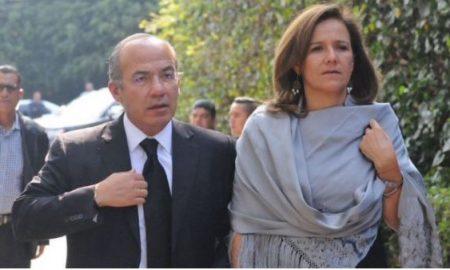 Felipe Calderón, Margarita Zavala, México Libre, partido político, niega, registro, INE