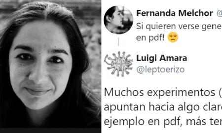 Fernanda Melchor, PDF, libros, cultura, escritora, polémica, Twitter