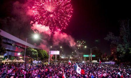 Veracruz, sanción, Grito de Independencia, espacios públicos, plazas