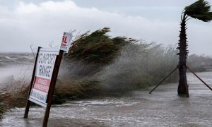 Huracán, Huracán Sally, Alabama, EEUU, inundaciones, desastre natural