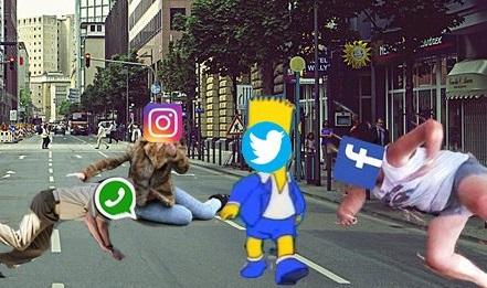 memes, caída, Instagram, Fallas, Facebook, tendencia, twitter