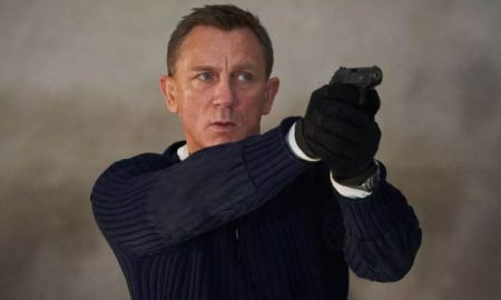 James Bond, 007, Daniel Craig, No Time To Die, película