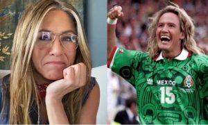 Jennifer Aniston, Luis Hernandez, El Matador, futbolista, actriz, video, TikTok, redes sociales