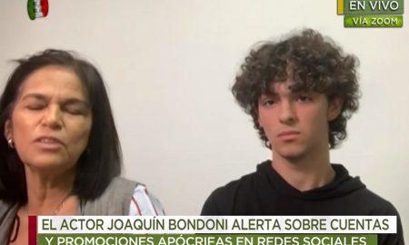 Joaquín Bondoni, Elizabeth Gress, Ventaneando, Distorsión, fraude