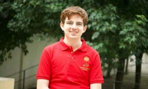 Tomás Cantú, Olimpiada Internacional de Matemáticas, medalla, oro