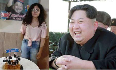 Joven, fiesta, k-pop, Kim Jong-Un, pastel, Corea, viral