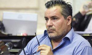Diputado, Juan Emili Ameri, suspendido,