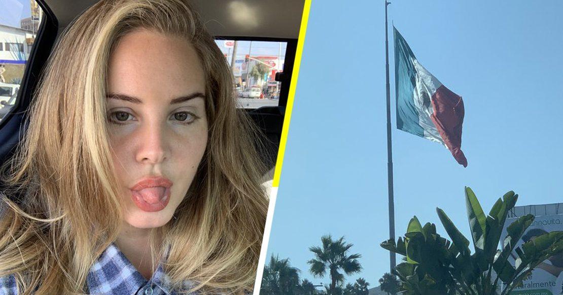 Lana del Rey, Ensenada, viaje, cantante, Los Viñedos, turista, tendencia, Twitter