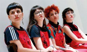 Las Tesis, colectivo, feminismo, activismo, Revista Time, EEUU, reconocimiento