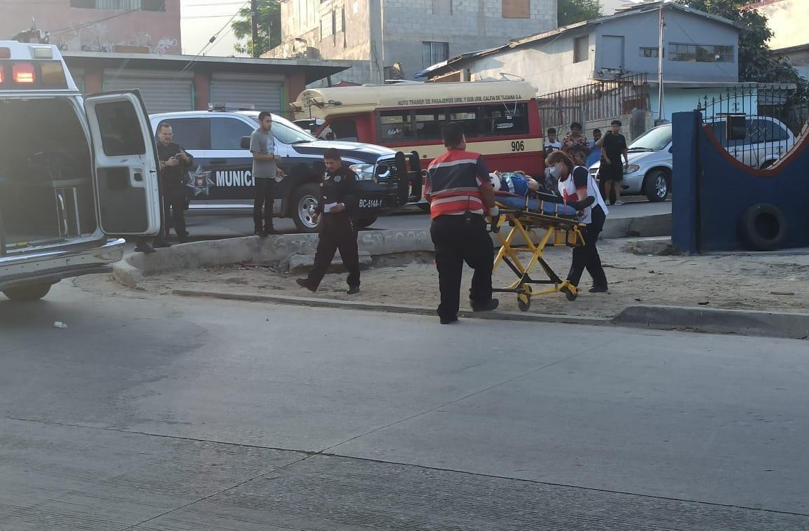 arma de fuego, Hombre Lesionado, policia municiapal,