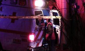 ataque armado, elementos policía municipal, Bomberos, socorristas,