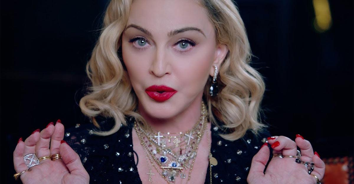 Madonna, guionista, protagonista, film, película, música, pop