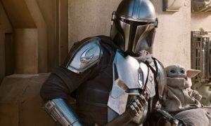 Mando, Baby Yoda, serie, The Mandalorian, Star Wars, Disney, Disney+
