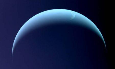 Neptuno, Tierra, planeta, sistema solar, espectáculo