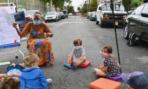 Nueva York, clases presenciales, clases, educación pública, marginación, pobreza