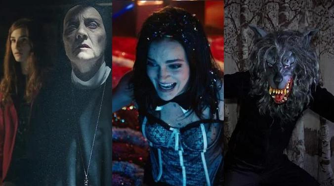 películas, miedo, Netflix, suspenso, terror, streaming, cine