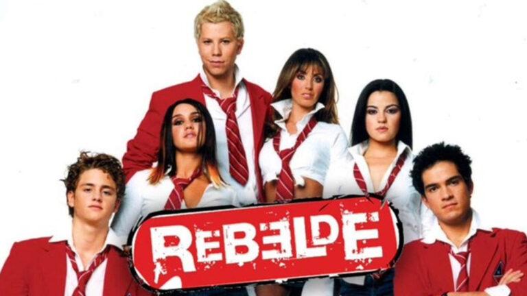 RBD, tour virtual, concierto, reencuentro, Rebelde, tendencia, twitter